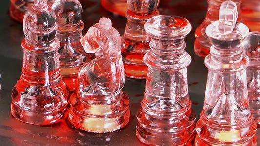 Thumbnail for Bloody Chess Game From Glass 6