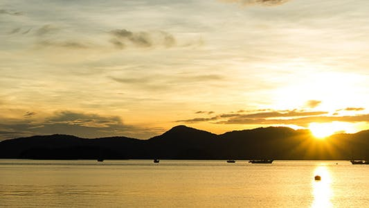 Thumbnail for Langkawi Island Sunrise II