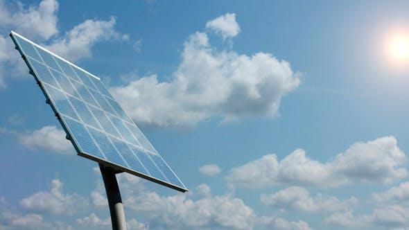 Thumbnail for Solar Power Panel Clean Energy