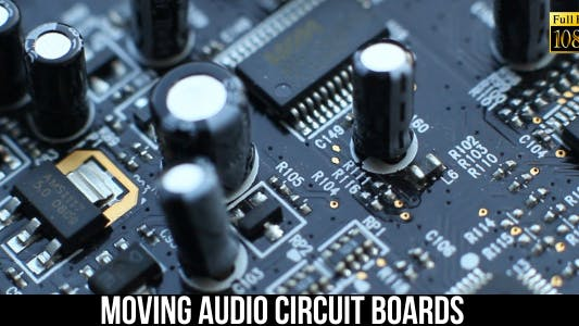 Thumbnail for Audio Circuit Boards 6