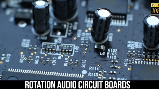 Thumbnail for Audio Circuit Boards 7