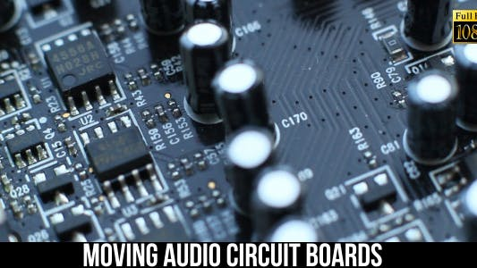 Thumbnail for Audio Circuit Boards 11