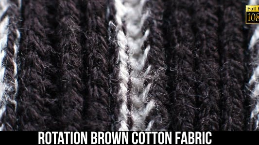 Thumbnail for Brown Cotton Fabric