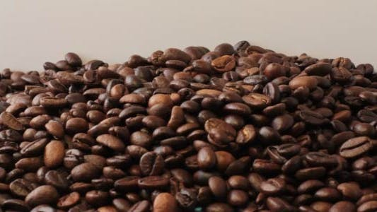 Thumbnail for Coffee Beans In The Fall 3