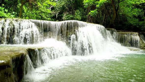 Thumbnail for Rainforest Waterfall