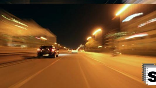 Thumbnail for Fast Drive Time Lapse