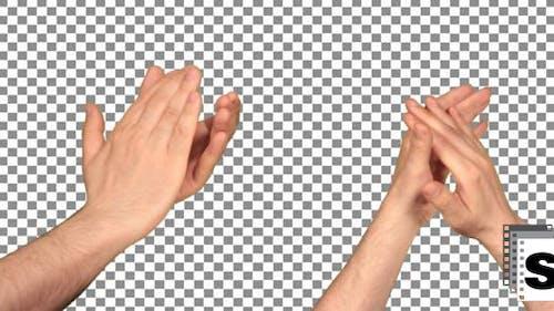 Hands - Applause