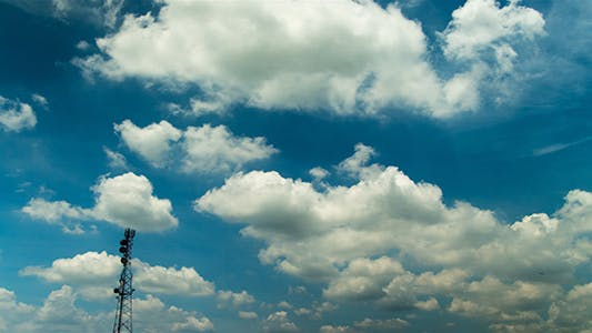 Thumbnail for Cloud and Communication Tower 4b