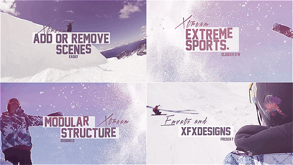 Thumbnail for Extreme Sports Slideshow