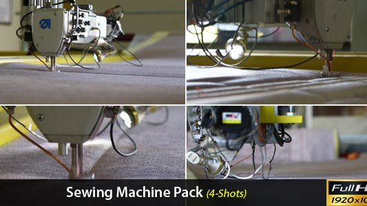 Thumbnail for Sewing Machine Pack
