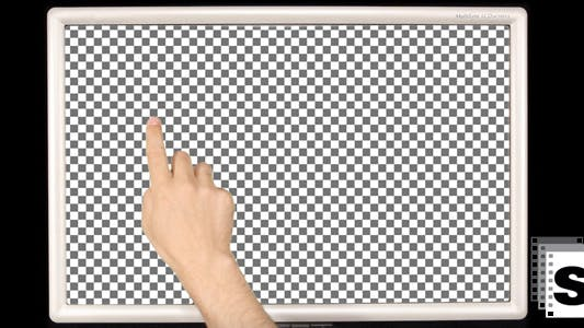 Thumbnail for Big Screen Touch Gestures  With Alpha 1