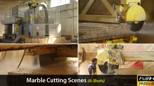 Thumbnail for Marble Cutting Scenes