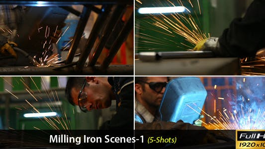 Thumbnail for Milling Iron Scenes-1