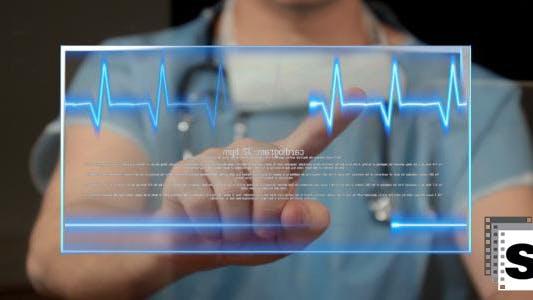 Thumbnail for Medical Touchscreen Technology 1