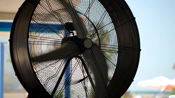 Thumbnail for Big Working Ventilator