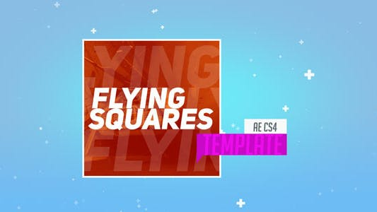 Flying Squares