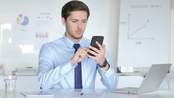 Thumbnail for Young Businessman Upset by Failure of Investment