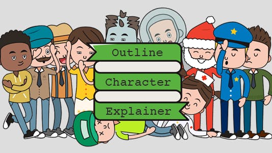 Thumbnail for Outline Character Explainer Toolkit