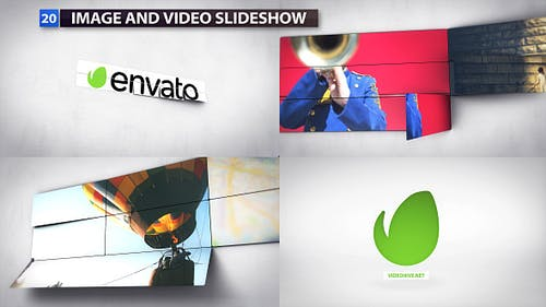 Folding Slideshow
