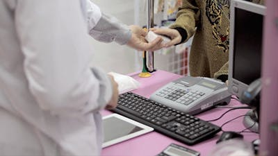 Buying Drugs In Pharmacy