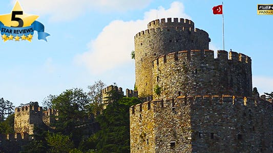 Cover Image for Bosphorus Castle View