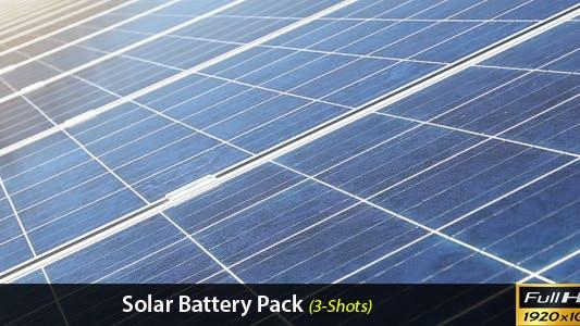Thumbnail for Solar Battery Pack