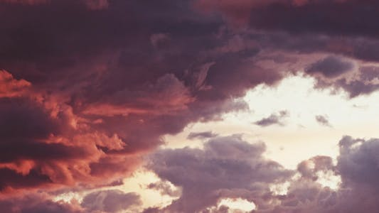 Thumbnail for Colorful Clouds Fade to Darkness