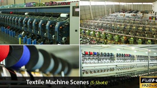 Thumbnail for Textile Machine Scenes