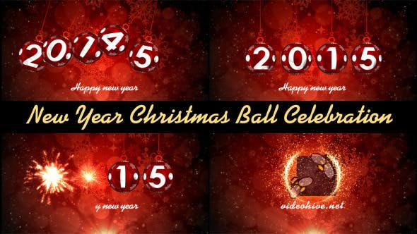 Thumbnail for New Year Christmas Ball Celebration