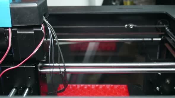 Thumbnail for Moderne Technologie 3 D Druckkunststoff