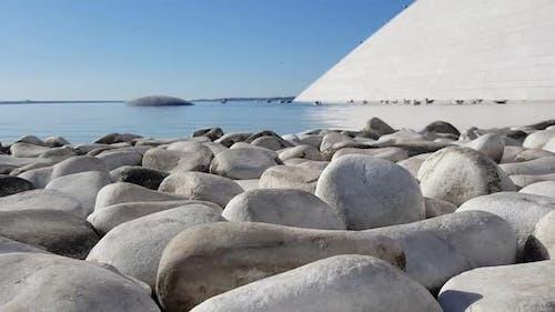 Lisbon City - Shore Stones