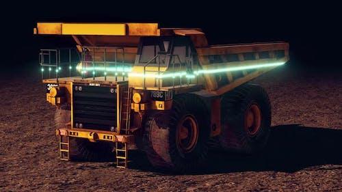 Heavy Duty Vehicle Caterpillar 4k
