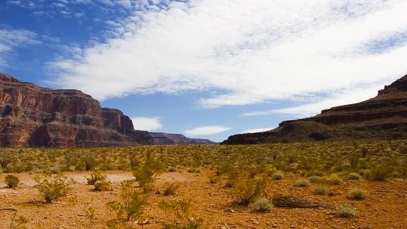 Thumbnail for View of Desert in Grand Canyon Desert