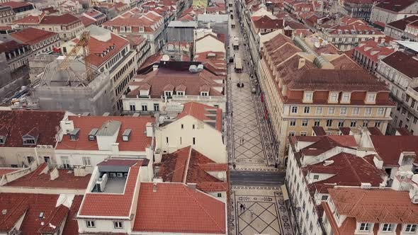 Thumbnail for Lisbon From a Bird's Eye View