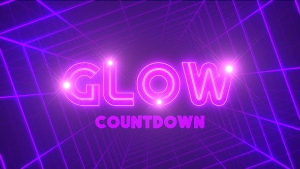 Thumbnail for Glow Countdown Purple