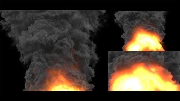 Thumbnail for Rising Smoke Pack - 4K