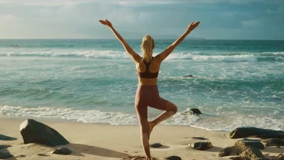 Thumbnail for Sunset Yoga Zen