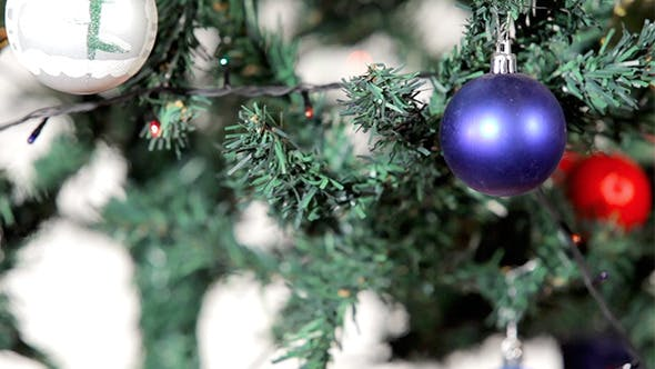 Thumbnail for Christmas Tree With Decoration