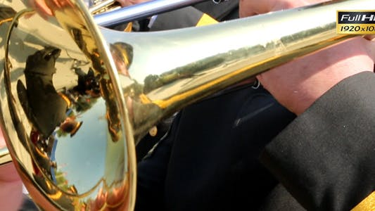 Thumbnail for Men Playing Trumpet
