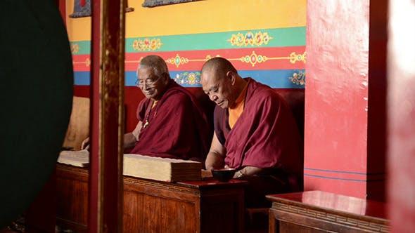 Thumbnail for Buddhist Monks