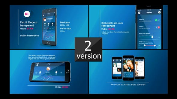 Thumbnail for Iphone 6 UI Presentation