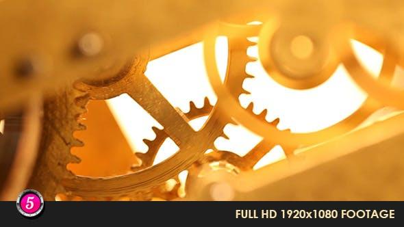 Thumbnail for Clock Mechanism 277