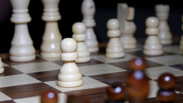 Thumbnail for Chess Move A Pawn Forward