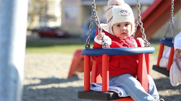 Thumbnail for Children Park Swing Time