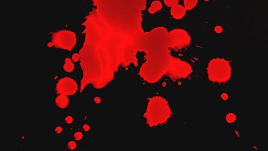 Cover Image for Blood Splatter