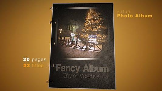 Thumbnail for Virtuelles Fotoalbum