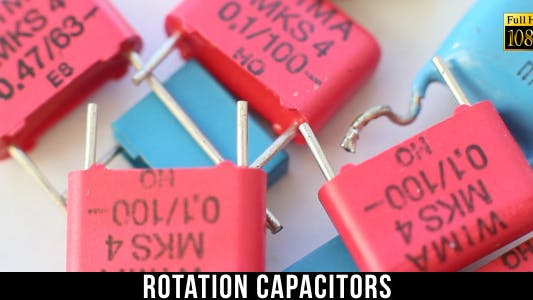 Cover Image for Rotation Capacitors 4