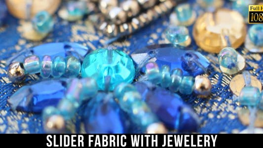 Cover Image for Fabric With Jewelery 2