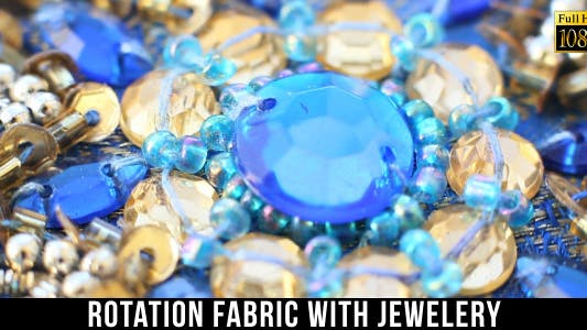 Cover Image for Fabric With Jewelery 6