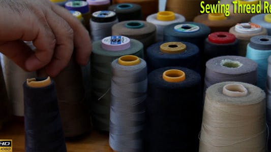 Thumbnail for Sewing Thread Reels